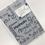 Thank You Card - Teacher, Multi language, Gender Neutral