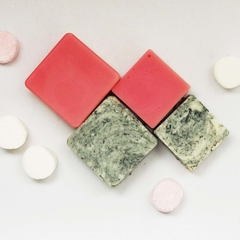 Toasted Marshmallow Shampoo and Conditioner Bar Set (Small)