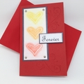 Love, Engagement, Wedding Card - Forever