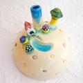 Mini Ceramic Bud Vase (1 opening)