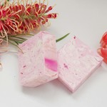 Pink Flora Soap
