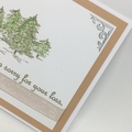 Sympathy Card - So Sorry for your Loss