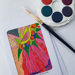 Art Work Card