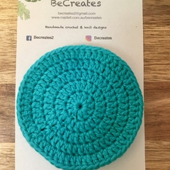 Face Scrubbies-reusable & washable - Fern