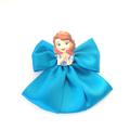 Princess Hair Clip, Sofia the First Hair Bow, Princess Bow, Toddler Hair Clip