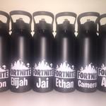 FSB - FORTNITE INSPIRED PERSONALISED DRINK WATER BOTTLE
