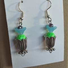 FLOWER POTS Earrings