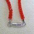 ROCKABILLY RED Necklace