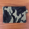 Coin Pouch - Camouflage Print