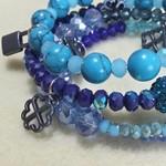 BOHO BLUES Bracelet