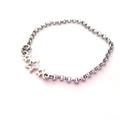 Dainty Bracelet, Stainless Steel Bracelet, Stack Bracelet, Minimalist - Star