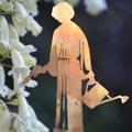 Princess Leia, Defender of Plants, Garden Decoration