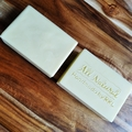 Plain Pure Olive Oil (Traditional Castile) Bar Soap 4 x 100g -Unscented