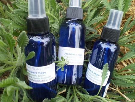1 x Homemade Organic Lavender Water Spray 100ml
