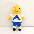 Adventure Time, Lemonsweets crochet plush doll, lemon toy, christmas gift,