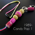 Lanyard - Assorted Handmade Polymer Clay Teacher/Office Lanyards - pick from 4