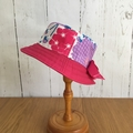 Toddler sun hat - Hana Blossoms - 1-2 yrs