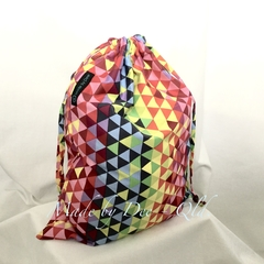 Drawstring Bag : RAINBOW
