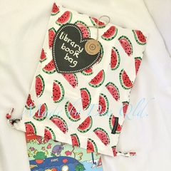 Drawstring Bag : WATERMELON