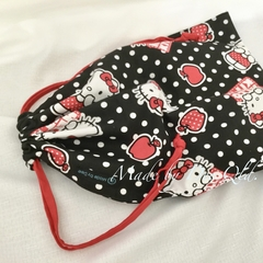 Drawstring Bag : HELLO KITTY