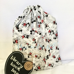 Drawstring Bag : MICKEY MOUSE