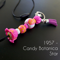 Lanyard - Hand-Blended Polymer Clay Beads, Office/Teacher Lanyard - pick from 3