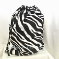Drawstring Bag :  ZEBRA