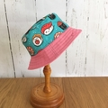 Baby bucket hat - Happy Sushi - 6-12 months