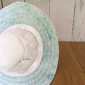Sun Hat - Cool Blues - 3-5 yrs