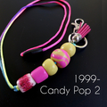 Lanyard - Assorted Handmade Polymer Clay Teacher/Office Lanyards - pick from 2