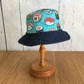 Bucket hat - Happy Sushi - 3-5 yrs