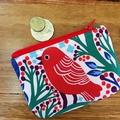 Coin purse - Birdie