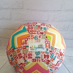 Balloon Ball: Numbers with Chevron