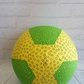Balloon Ball: Go the Green & Gold (Yellow)