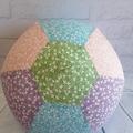 Balloon Ball: Pastel flowers