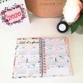 2020 Handmade Diary / Planner - Base Planner