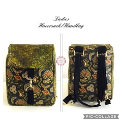 Ladies Haversack/Handbag