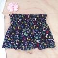 Size 2 - Skirt - Teal Floral