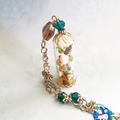 Mermaid's Treasure Shell Terrarium Necklace