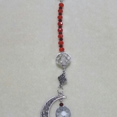 RED MOON ~ Sun Catcher