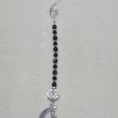 MYSTIC MOON ~ DARK ~ Crystal Sun Catcher
