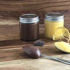 Nut-Free Chocolate Spread {2 small jars}