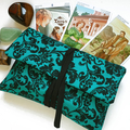 Handcrafted Tarot Card Drawstring Bag