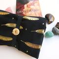 Black Tarot Reading Cloth - Oracle Card HolderMade in Australia