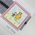 Best Friends Card - Blank