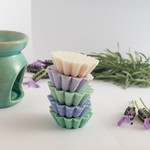 Spring Collection Pack of  10 Soy Wax Melts - Hand poured, Maximum Fragrance