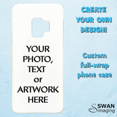 Custom Phone Case - for Samsung Galaxy Phones