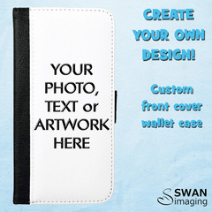 Custom Wallet Phone Case - for Samsung Galaxy phones