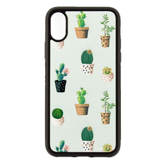Cactus Phone Case - Succulents - TPU Case - for iPhone & Samsung Galaxy phones