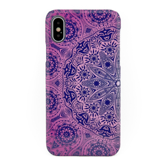 Purple Mandala Phone Case - for iPhone & Samsung Galaxy phones